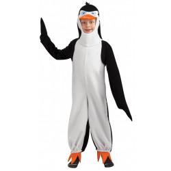Fantasia Pinguim Madagascar Rico Infantil Luxo