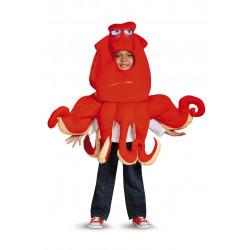 Fantasia Polvo Hank Procurando Nemo Dory Infantil