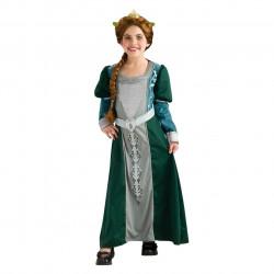 Fantasia Shrek Fiona Infantil Luxo