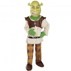 Fantasia Shrek Infantil Luxo
