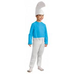 Fantasia Smurfs Infantil