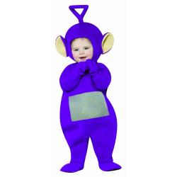 Fantasia Teletubbies Tinky Winky Infantil