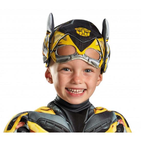 Fantasia Transformers 3D A Era da Extinção Bumblebee Infantil