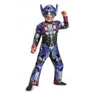 Fantasia Transformers 3D A Era da Extinção Optimus Prime Infantil