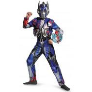 Fantasia Transformers 4 A Era da Extinção Optimus Prime Infantil