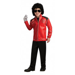Jaqueta Michael Jackson Beat it Infantil