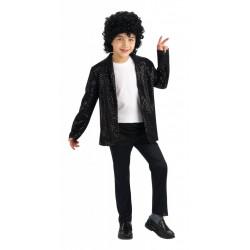 Jaqueta Michael Jackson Billie Jean Infantil