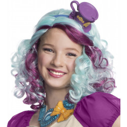 Peruca Ever After High Madeline Hatter Luxo