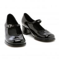 Sapatilha Sapato Infantil Preto