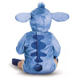 Fantasia Stitch Disney Bebê Infantil