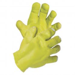 Fantasia Shrek Adulto Mãos de Látex