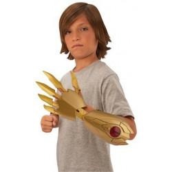 Garras Escudo Luvas Infantil Bandai Thundercats Lion-O