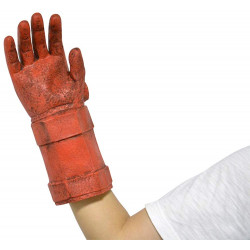 Luva Hellboy Latex