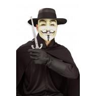 Luva V de Vingança Vendetta Adulto