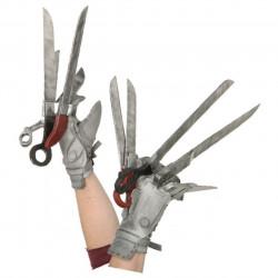 Luvas Edward Mãos de Tesoura