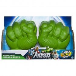 Luvas Hulk Os Vingadores 2 Era de Ultron Infantil
