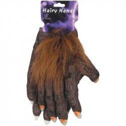 Mão de Lobisomem Lobo Luxo