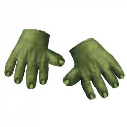 Mãos do Hulk de Os Vingadores Luxo