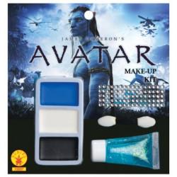 Maquiagem Avatar