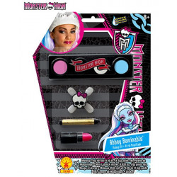 Maquiagem Monster High Abbey Abominável