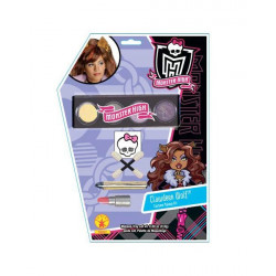 Maquiagem Monster High Clawdeen wolf