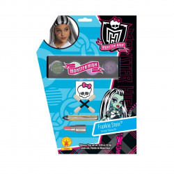 Maquiagem Monster High Frankie Stein