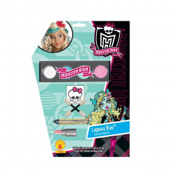 Maquiagem Monster High Lagoona Blue