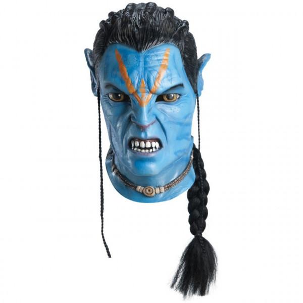 Avatar Máscara de Latex Adulto Masculino