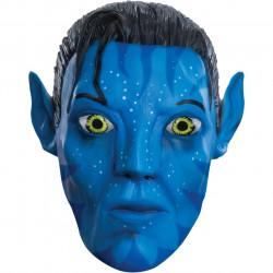 Avatar Máscara de Látex Parcial Adulto Masculino