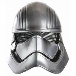 Capacete Máscara Phasma Star Wars Luxo Adulto Despertar da Força