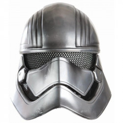 Capacete Máscara Phasma Star Wars Luxo Infantil Despertar da Força