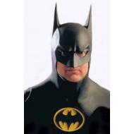 Máscara Adulto Batman Clássica Luxo
