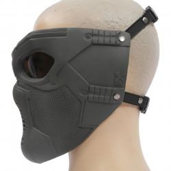 Máscara Bucky Capitão América O Soldado do Inverno Adulto