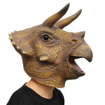 Máscara de Dinossauro Triceratopes