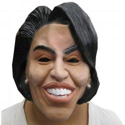Máscara de Latex da Michelle Obama