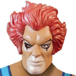 Máscara de Látex do Thundercats Lion-O