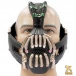 Máscara do Bane Latex Bronze