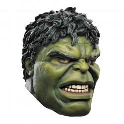Máscara do Hulk de Vinil dos Vingadores