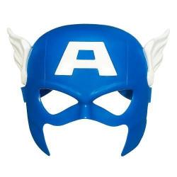Máscara Infantil Capacete Capitão América Os vingadores