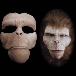 Máscara Macaco para Aplicação de Maquiagem