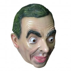 Máscara Mr Bean TV Adulto