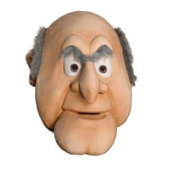 Máscara Statler Vila Sésamo