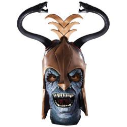 Máscara Thundercats Panthro Luxo Latex