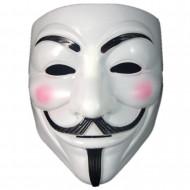 Máscara V de Vingança Vendetta Adulto