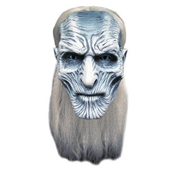 Máscara White Walker Game of Thrones Luxo