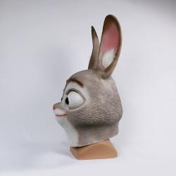 Máscara Zootopia Judy Hopps