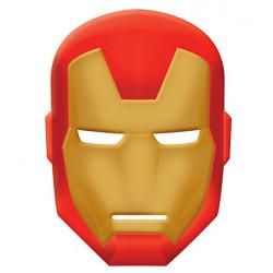 Máscaras Homem de Ferro Os Vingadores com 6uni