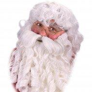 Barba Bigode e Peruca do Papai Noel