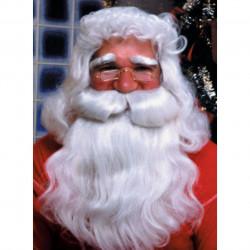 Barba Bigode e Peruca do Papai Noel Natal