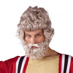 Barba e Peruca de Moisés Adulto